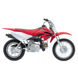 Kit Déco Honda CRF 70 2008 100% Perso