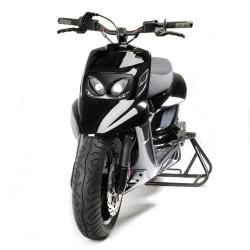 Kit Déco MBK Booster 100% PERSO après 2004 coque BCD Design RX