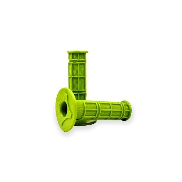 Poignées MX Medium Grip Vert Fluo