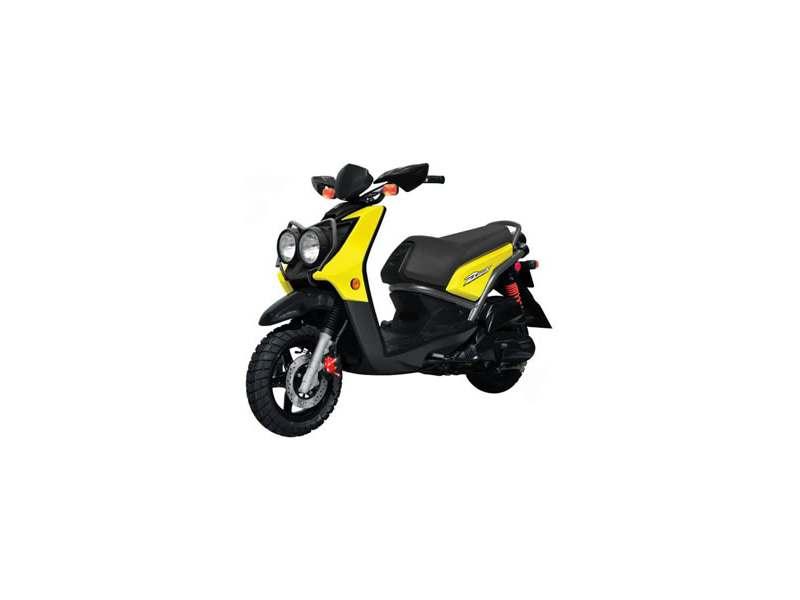 Kit Déco 100% PERSO Yamaha BWs 125 2011 - Zuma 125