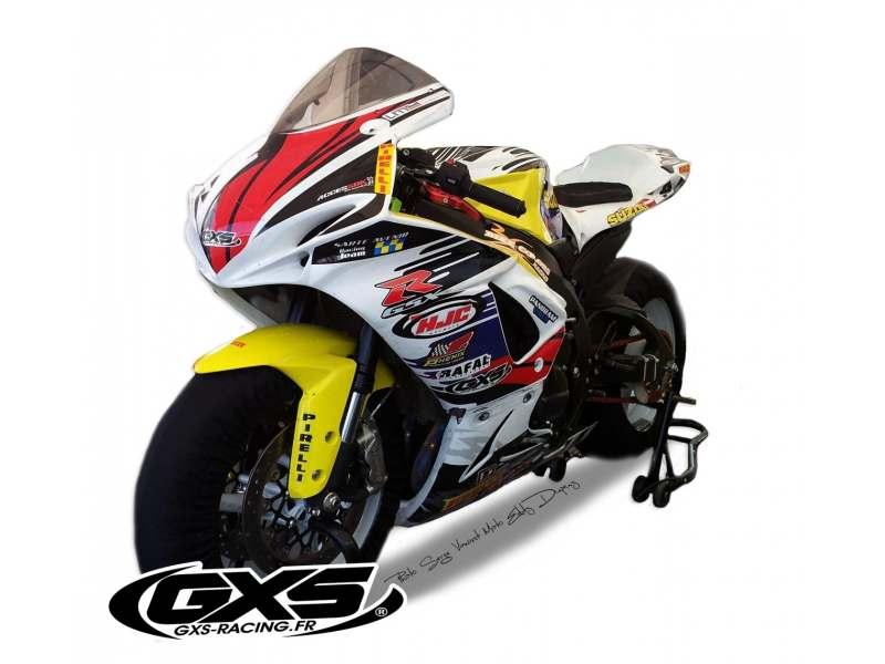 Kit Déco 100% Perso Suzuki GSX-R 600 2011-2012 PISTE