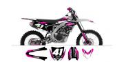 Kit déco Suzuki RMZ250 2011-2014 STRICKER