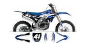 Kit déco Yamaha YZF250 450 2014 STRICKER