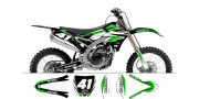 Kit déco Yamaha YZF250 450 2014 STRICKER