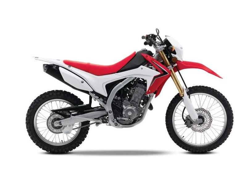 Kit Déco 100% Perso Honda 250 CRFL 2012-2014