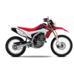Kit Déco Honda 250 CRFL 2012-2014 100% Perso