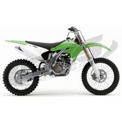 Kit Déco Kawasaki 250 KXF 2004/2005 100% Perso