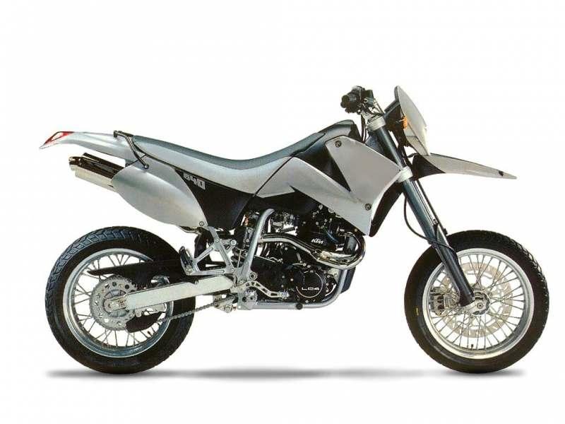 Kit Déco KTM LC4 100% Perso