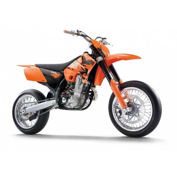 Kit Déco 100% Perso KTM SMR 2005