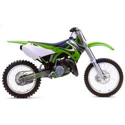 Kit Déco Kawasaki KX 125/250 1999-2002 100% Perso