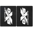 Stickers protection de fourche GXS RACING Stickers de Fourche