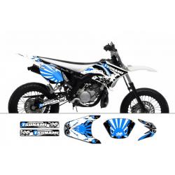 Kit Déco Yamaha DT50 2004-2018 TSUNAMI