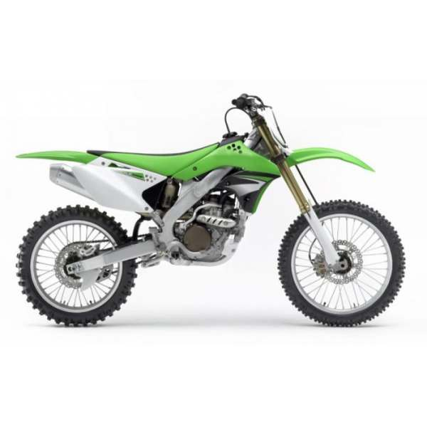 Kit Déco Kawasaki 250 KXF 2006/2008 100% Perso
