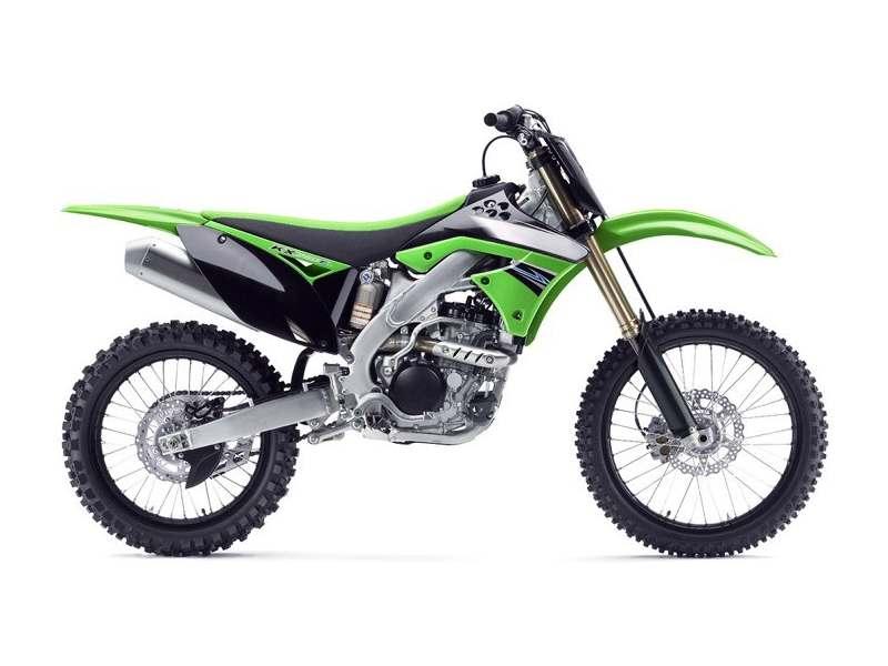 Kit Déco Kawasaki 250 KXF 2009/2012  100% Perso