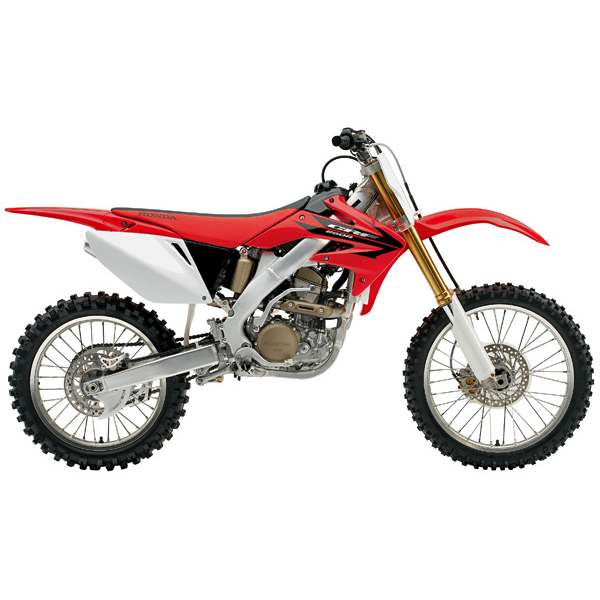 Kit Déco Honda CRF 250 2006-2009 100% Perso