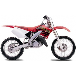 Kit Déco Honda 125/250 CR 2000-2001 100% Perso