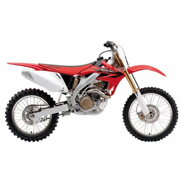 Kit Déco Honda CRF450 2005-2007-2008 100% Perso