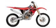 Kit Déco Honda CRF450 2005-2007-2008 100% Perso