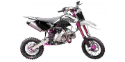 Kit Déco PITSTER PRO LXR150R 2014 100% Perso