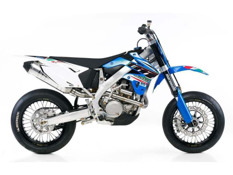 Kit Déco 100% Perso TM RACING SMX 2008-2014