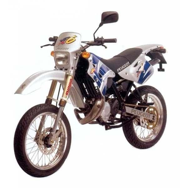 Kit Déco Peugeot XP6 100% Perso 1997/2003