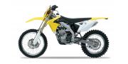Kit Déco Suzuki 450 RMX 2010-2015 100% Perso