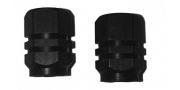 Bouchon de valve NOIR
