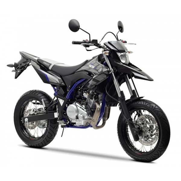 Kit Déco Yamaha WR 125 X 2016 100% Perso