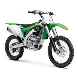Kit Déco Kawasaki 250 KXF 2017-2020 PERSO