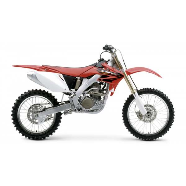 Kit Déco Honda CRF 250 2004-2005 100% Perso