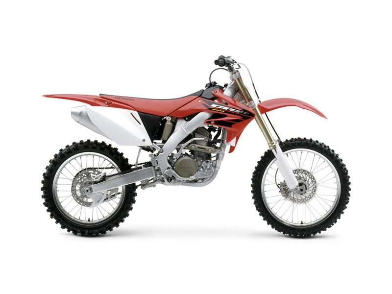 Kit Déco Honda CRF 250 2004-2005 100% Perso