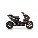 Kit Déco NITRO APRES 2013 Pornseries V2 Orange Kit Déco Scooter Standard