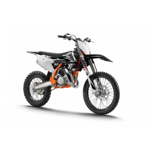 Kit Déco 100% Perso KTM 85 SX 2018