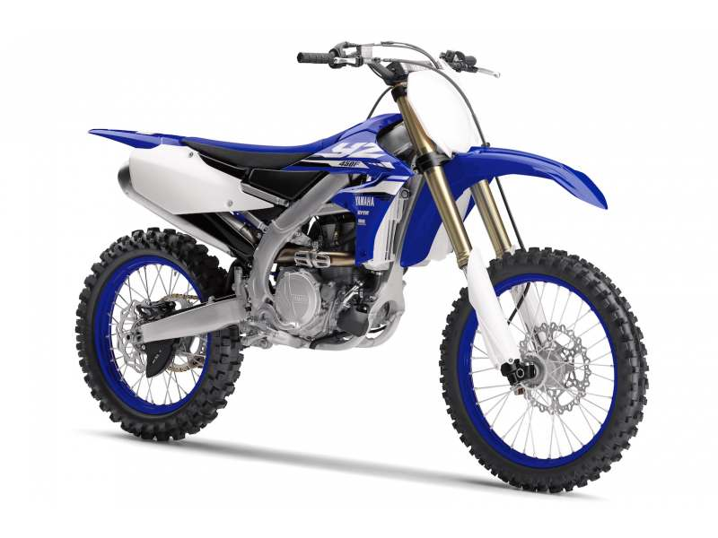 Kit Déco Yamaha YZF 450 2018 100% Perso