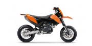 Kit Déco KTM SMC-R 2008-2011 100% Perso