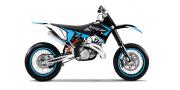 Kit Déco 100% Perso KTM SMR 2008-2011