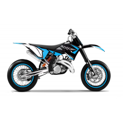 Kit Déco KTM SMR 2008-2011 100% Perso