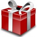 Pochette stickers surprise Cadeaux