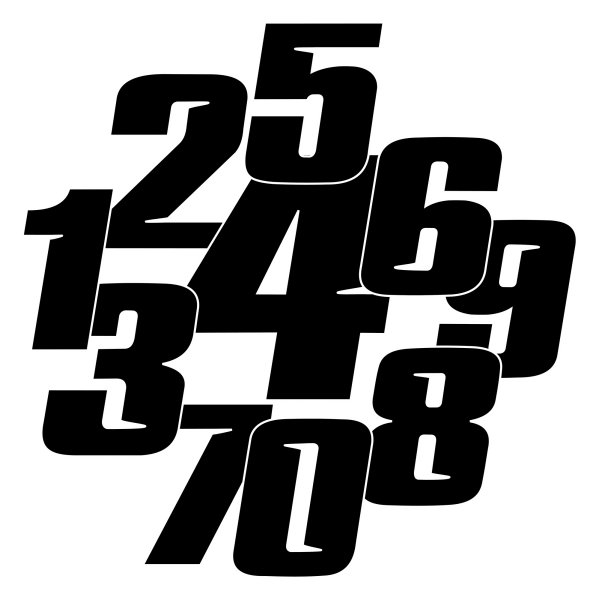 Numéros de Course Perso