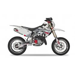 Kit Déco HM 125 CRM 2011 100% Perso