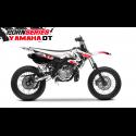 Kit Déco YAMAHA DT 50 PORNSERIES v1 2004-2018 Kit Déco Yamaha / MBK