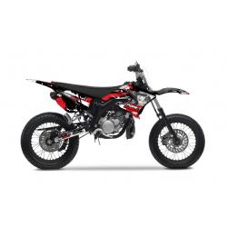 Kit Déco Yamaha DT50 PORNSERIES V2 2004-2018