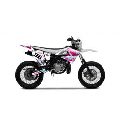 Kit déco Dam-Sport Racing Yamaha DT 2004 - 2009