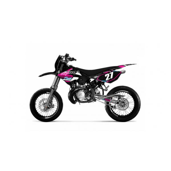 Kit déco Dam-Sport Racing Beta RR 50 2006 - 2010
