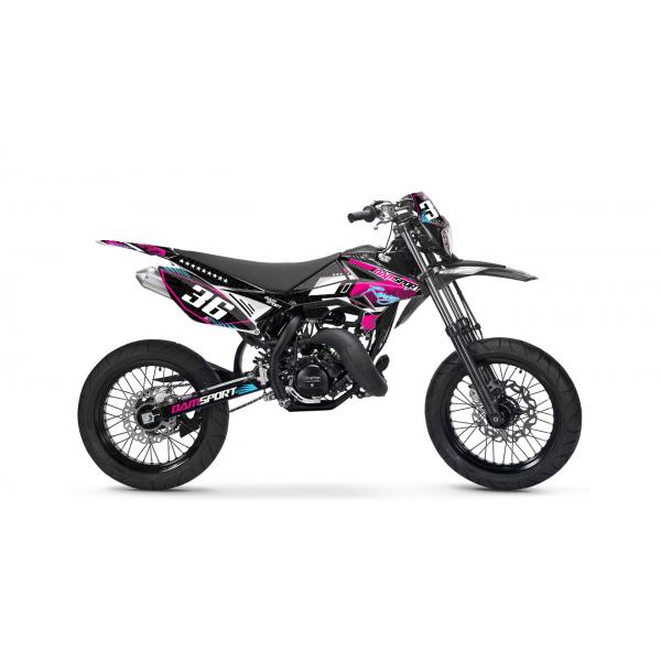 Kit déco Dam-Sport Racing Beta RR 50 2011 - 2016