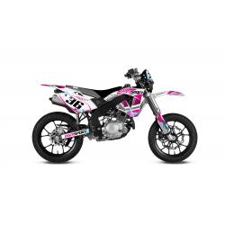 Kit déco Dam-Sport Racing Rieju MRX / SMX 2009