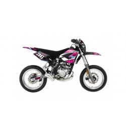 Kit déco Dam-Sport Racing CPI SMX SM 2013/2014