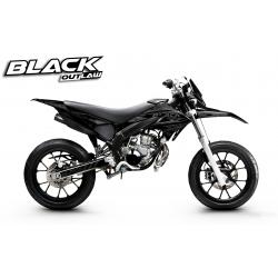 Kit Déco Derbi DRD 11-17 BLACK