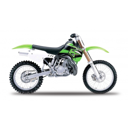 Kit Déco Kawasaki 500 KX 1988-2004 100% Perso