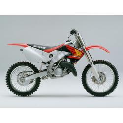 Kit Déco Honda 125/250 CR 1998-1999 100% Perso
